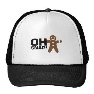 Oh Snap! Trucker Hat