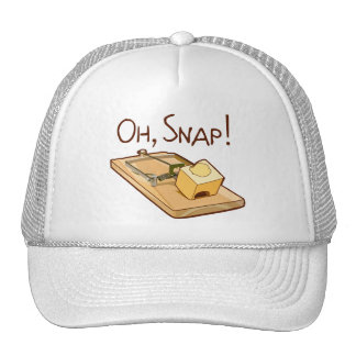 Oh, Snap! Trucker Hat