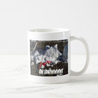 Oh Snowwww! Coffee Mug