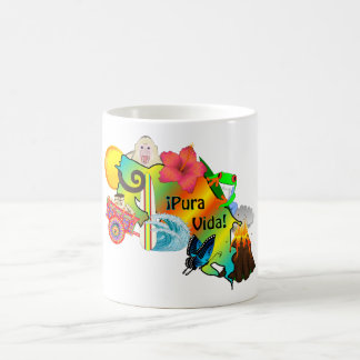 Oh So Costa Rica coffee mug