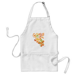 Oh So Groovy! Adult Apron