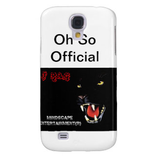 Oh So Official - iPhone 3G Case Galaxy S4 Case