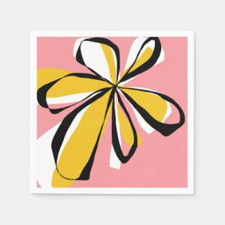 Oh So Pretty - Pink - Napkins Disposable Napkin