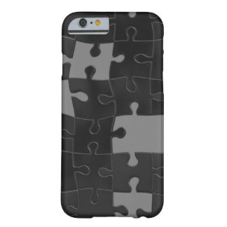 Oh So Puzzling Barely There iPhone 6 Case