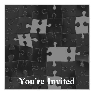 Oh So Puzzling Card
