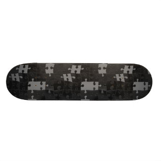 Oh So Puzzling Skateboard