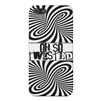 Oh So Twisted Cover For iPhone SE/5/5s