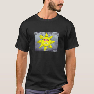 Oh so you think you're hot? SUN(Frown)Glasses T-Shirt
