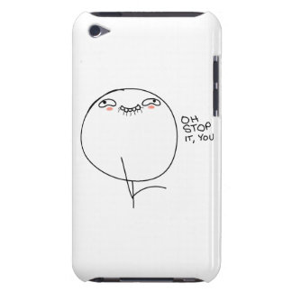 Oh Stop It, You - iPod Touch 4 Case iPod Case-Mate Case