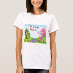 Oh Sweet Candy Land and Cupcakes T-Shirt