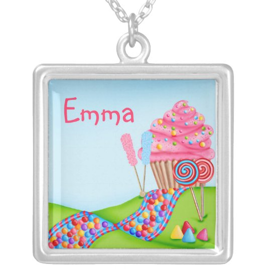 Oh Sweet Candyland  Necklace