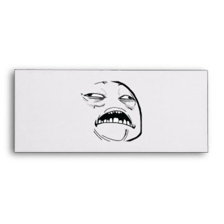 Oh Sweet Jesus Thats Good Rage Face Meme Envelopes