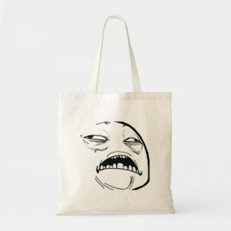 Oh Sweet Jesus Thats Good Rage Face Meme Tote Bag