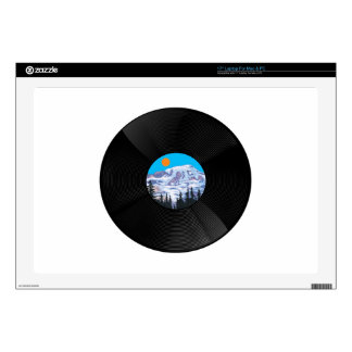 """OH SWEET SOUNDS 17"""" LAPTOP SKIN"""