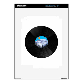 OH SWEET SOUNDS iPad 2 SKINS