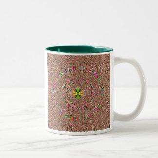 Oh Swell Two-Tone Coffee Mug
