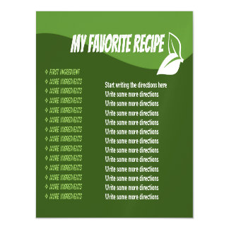 Oh that was yummy CC0957 Refrigerator recipe Magnetic Card