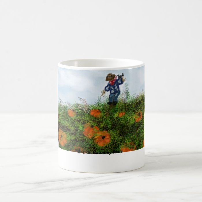 Oh! Thats cute !  Apple cider party on The way! Coffee Mug