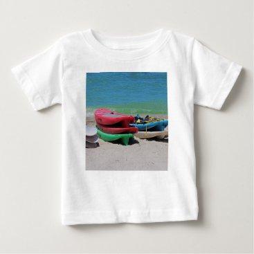 Beach Themed Oh the Beach Life Baby T-Shirt