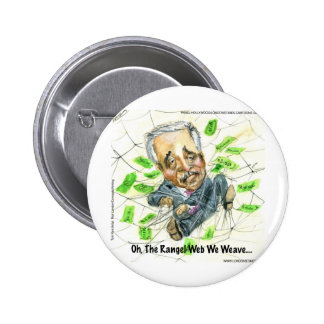 Oh The Rangel Web Funny Gifts Tees Cards Etc Pinback Button
