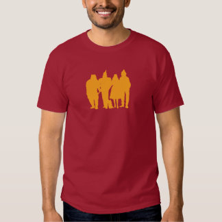 Oh, they're off! tee shirt