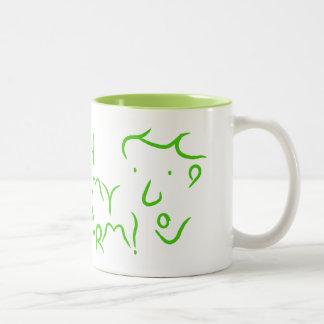oh! Two-Tone coffee mug