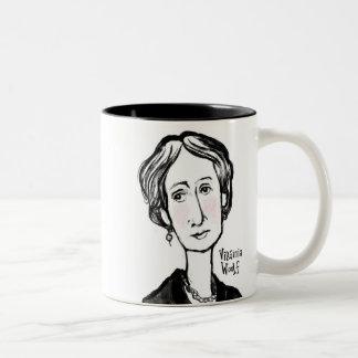 Oh Virginia! Two-Tone Coffee Mug