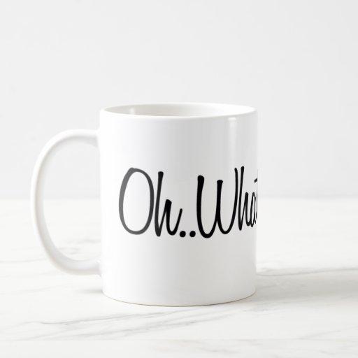 Oh..What a fright Mug