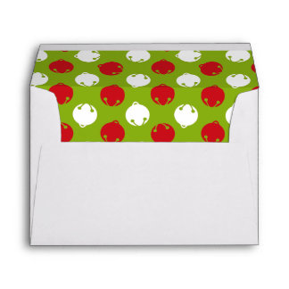 Oh What Fun! Christmas bells envelope