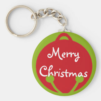 Oh What Fun! Christmas design Keychain