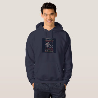 Oh, what fun it is to ride hoodie