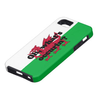 'Oh, what's occurin'?' iPhone SE/5/5s Case
