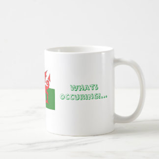 Oh Whats Occuring Mugs