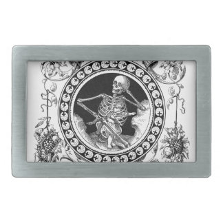 Oh Wretched Man That I Am! Belt Buckle