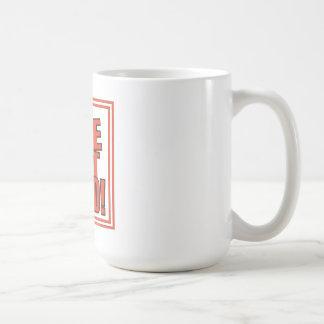 Oh Yea! We Dat Good! (RedWhite) Coffee Mugs