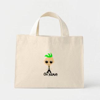 Oh-Yeah! Mini Tote Bag