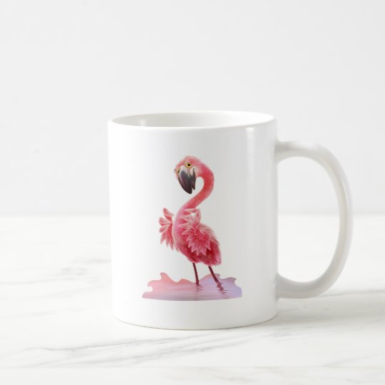Oh Yeah Flamingo! Coffee Mug
