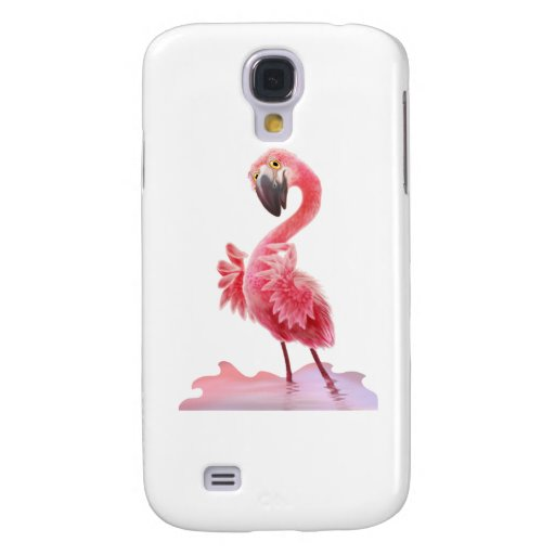 Oh Yeah Flamingo! Samsung Galaxy S4 Cover