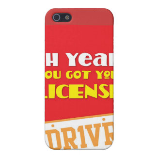 Oh yeah! you got your license! DR1VR Cover For iPhone SE/5/5s