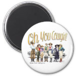Oh You Cowgirl! Collection Magnets