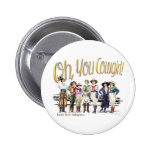Oh You Cowgirl! Collection Pinback Button