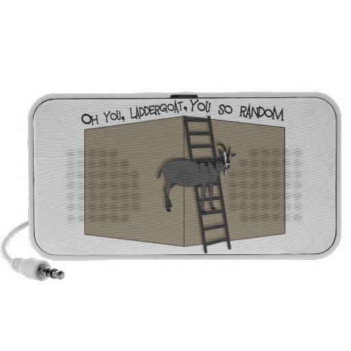Oh You, LadderGoat , You so Random Doodle Speaker