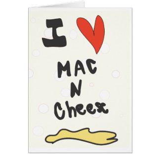 oh yummy! card