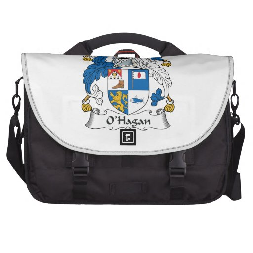 O'Hagan Family Crest Commuter Bags