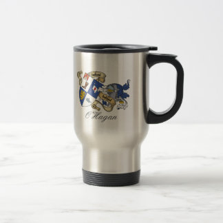 O'Hagan Family Crest Coffee Mugs