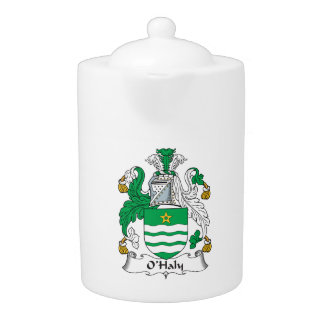 O'Haly Family Crest