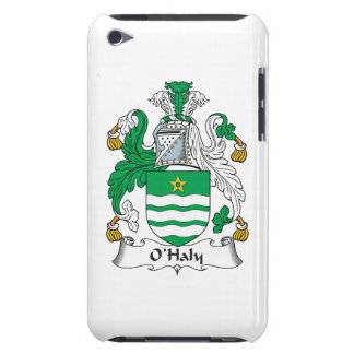O'Haly Family Crest Barely There iPod Case