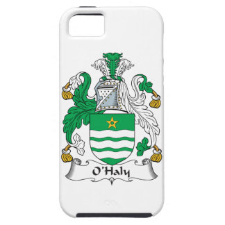 O'Haly Family Crest iPhone 5 Cover