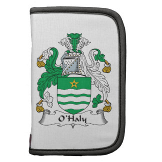 O'Haly Family Crest Organizers
