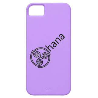 Ohana (Family) iPhone SE/5/5s Case